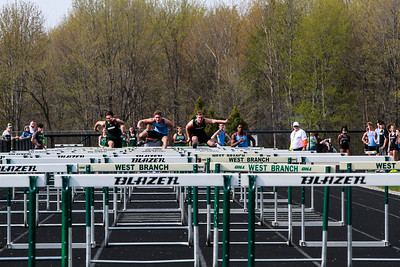WBHS Track vs Alliance-125