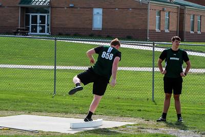 WBHS Track vs Alliance-7