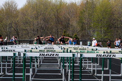 WBHS Track vs Alliance-123