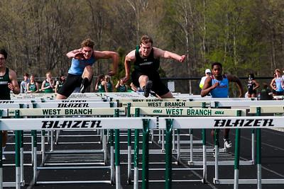 WBHS Track vs Alliance-140