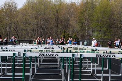WBHS Track vs Alliance-121