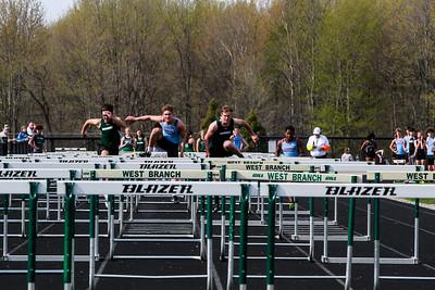 WBHS Track vs Alliance-132