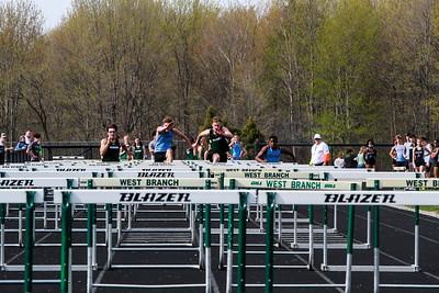 WBHS Track vs Alliance-128