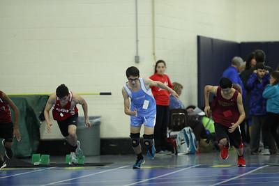 Yorktown Indoor Track (02 Dec 2016)