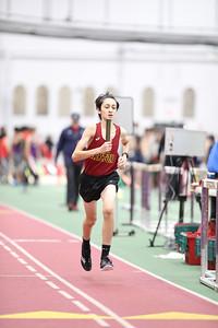 Indoor Track Meet at Episcopal HS (07 Dec 2019)