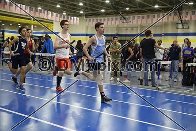 Yorktown Indoor Track (08 Dec 2017)
