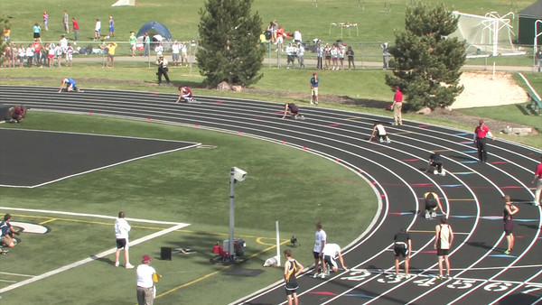 400 Meter Relay Kuna State Champs