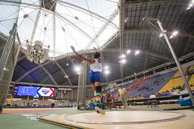 2017 MVC Indoor Championships