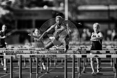 Middle School Track Meet '17
