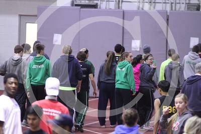 OSU Indoor Track meet