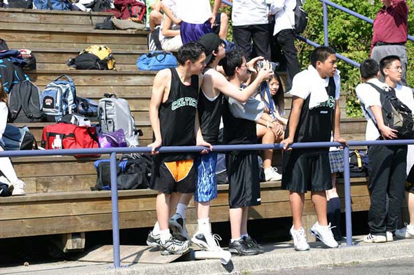 Track and Field 2005
