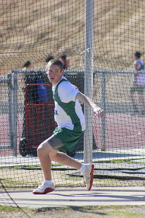 Track and Field 2013