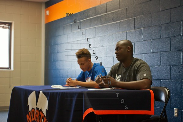 Track signings 2014
