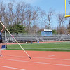 SLOW MOTION VIDEO  - Women's Pole Vault - W.S.U. successful attempt