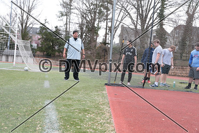 Yorktown Track & Field (15 Mar 2016)