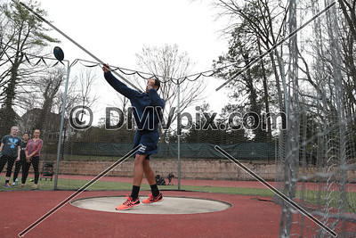 Yorktown Boys Track & Field (15 Mar 2016)