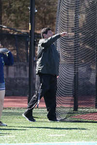 Yorktown Track and Field (12 Mar 2019)