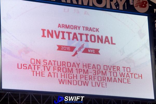 Armory Track Invitational 2016 (Day1)