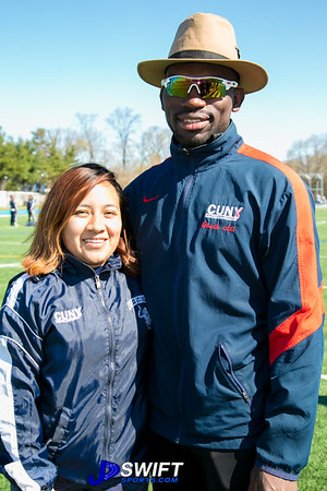 Coach O Invitational at Kings Point College (4.17.16)
