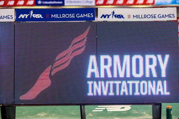 Armory Track Invitational 2017 (Day 1)