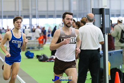 Wagner College Invitational at Ocean Breeze Complex (1.5.17)