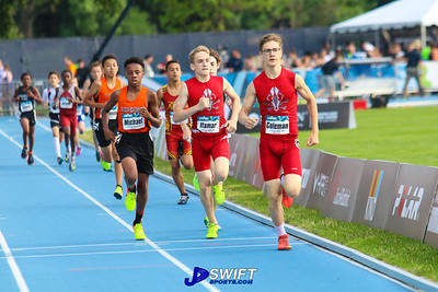 TrackTown Summer Series at Icahn Stadium (7.6.17)