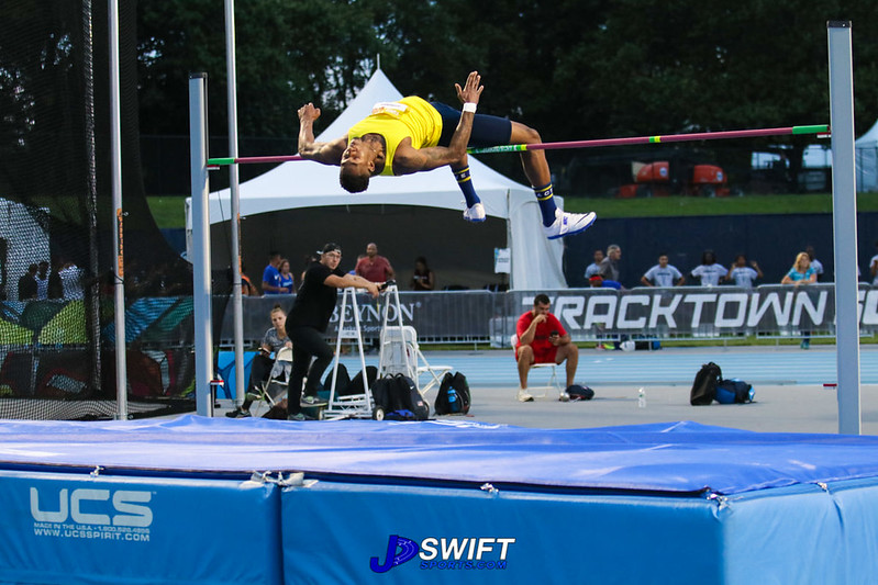 TrackTown Summer Series at Icahn Stadium (7.6.17)