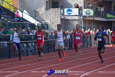 NCAA D1 Outdoor Track & Field Championship 2018