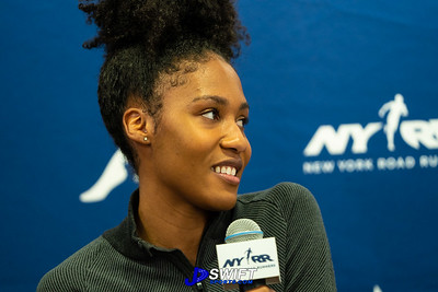 NYRR Millrose Games - Press Conference 2019