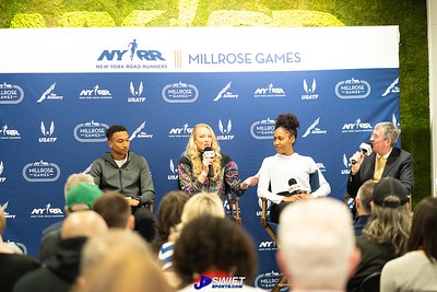 NYRR Millrose Games Press Conference (2.7.2020)