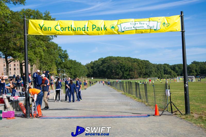York Invitational At Van Cortlandt Park (9.27.15)