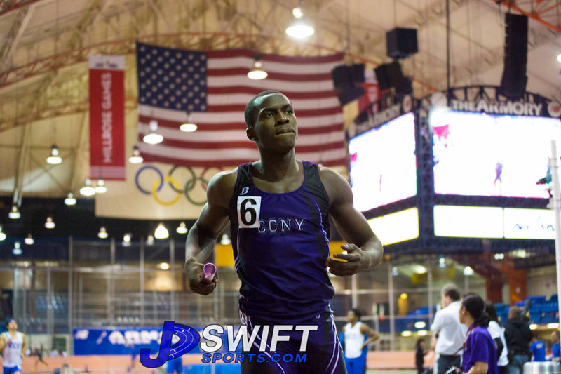 CUNY-Indoor Track & Field Championship @ The Armory (3.2.14)