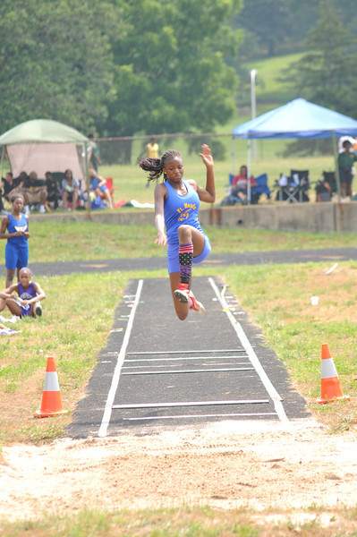 12 June Track Meet Long Jump