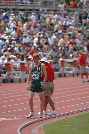 2007 UIL State Track Meet