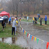 Division 1 Boys race - first mile (blurry video)