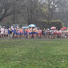 Division 1 Boys race - start