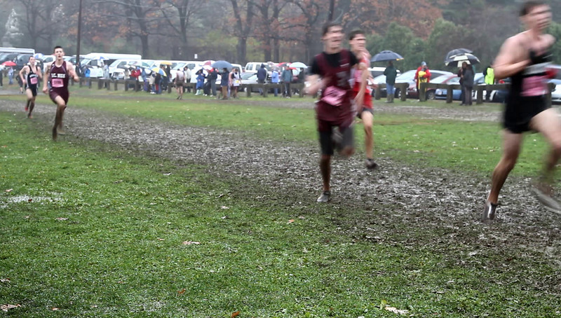 Division 1 Boys finish (2nd of 2 video clips)