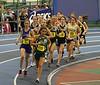 Christine Davis - fastest freshman at All-States