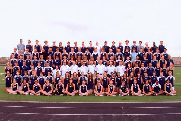 2010 Track & Field Team (third party photos)