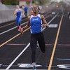 HSE's Hargrove takes 1st in the Girls 400m