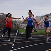 Girls 4th leg of 400m relay