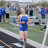 HSE's Zuber takes 1st in the Girls 800m