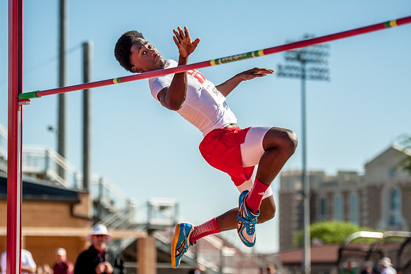 2015 4A & 5A Region One Track & Field