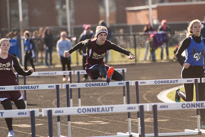 PV Track at Conneaut