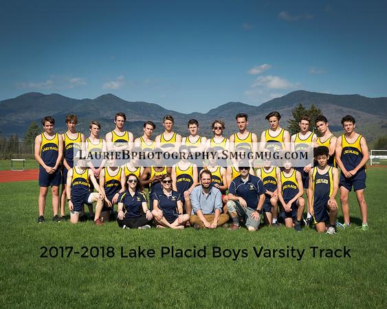 2017-2018 Varsity Track