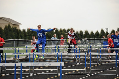 4-11-17 Bluffton JH track at LB-47