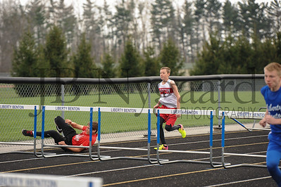 4-11-17 Bluffton JH track at LB-56