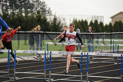 4-11-17 Bluffton JH track at LB-51