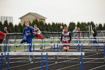 4-11-17 Bluffton JH track at LB-49