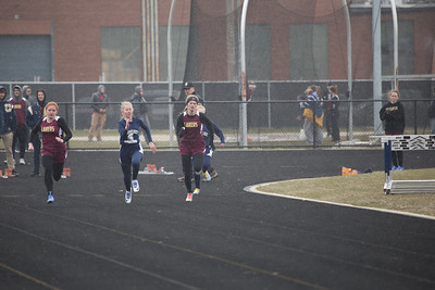 PV Jr High Track @ Conneaut 4-9-18